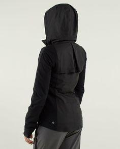 Lululemon Rain Drop Jacket in black