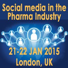 Social Media in the Pharmaceutical Industry @ Marriott Hotel Regents Park (128 King Henry's Road, London, NW3 3ST, United Kingdom) . On January 21 - January 22, 2015 at 8:30 am - 5:00 pm . SMi is proud to introduce its 7th Annual Social Media in the Pharmaceutical Industry conference taking place on 19th - 20th January in London, UK. Price: Conference and 1 Workshop: £2098, Conference only: £1499, 1 Workshop only: £599 . Category: Conferences, Inquiries: http://atnd.it/15437-1