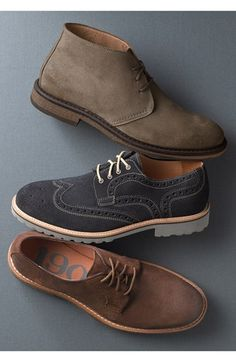 The top desert boot was one of his Christmas gifts :) #clarks #originaldesertboot