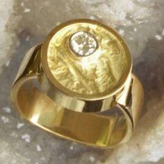 Engagement Ring by Daniel Sommerfeld