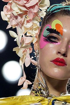 Pat McGrath - Makeup Artist - the Fashion Spot #spadelic #makeup #patmcgrath