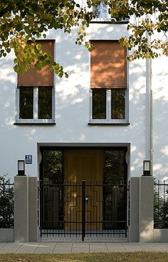 ERICH-KÄSTNER STRASSE - HILMER SATTLER ARCHITEKTEN