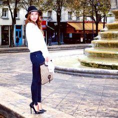 Feeling a little classic on the monday. Wearing #zara #massimodutti #jimmychoo #christiandior #valentino #paris #parisienne #frenchchic #fashion #ootd #outfitoftheday #look #lookoftheday #streetstyle #instafashion #lifestyle #fashionblog #fashionista #itgirl #lookbook #blogger #dior #diorbag #shoes #style