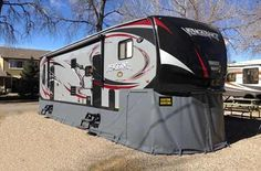 Everything You Wanted to Know About RV Skirting