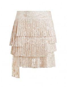 Maples Sportive Mini Skirt