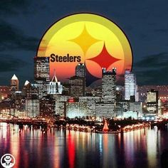 Once a Steeler, always a Steeler! Let's get real - Football is not a coastal kind of sport...