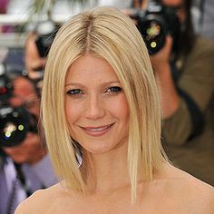 10 Medium Haircuts for Straight Hair -- Gwyneth Paltrow Medium Haircuts For Straight Hair, Medium Hair Cuts, Medium Hair Styles, Straight Hairstyles, Men's Hairstyles, Growing Out Short Hair Styles, Long Hair Styles, Hair Straightener For Men, Celebrity Haircuts