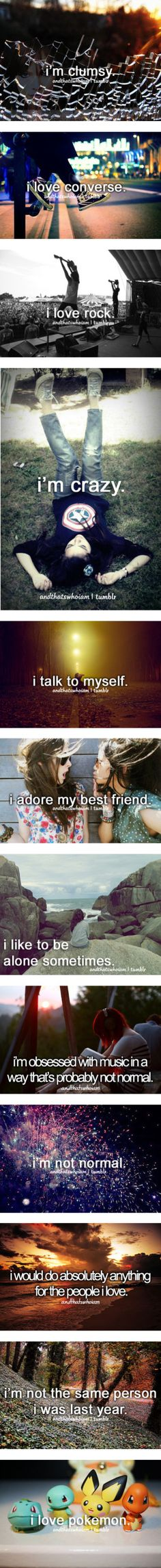 """and thats just who i am"" by theplacewherethesidewalkends ❤ liked on Polyvore"