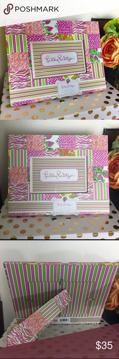 NWT Lilly Pulitzer Picture Frame 4x 6in. Authentic not handmade. Rare print! New with tags. Lilly Pulitzer Accessories