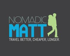 Hey! Welcome back to my interview with Nomadic Matt article. …Any fear that I had about traveling quickly dissipated once I hit the road.........