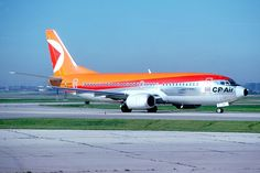 The Boeing 737 is the world's most popular commercial jet aircraft. Pacific Airlines, Canadian Airlines, British Airways, Horizon Air, Air Festival, Airline Flights, Vintage Trends, Vintage Airplanes, Commercial Aircraft