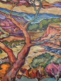 Darren Vigil Gray Paintings
