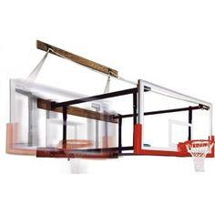 Wall Mounted Basketball Goals | Basketball Equipment by BYO
