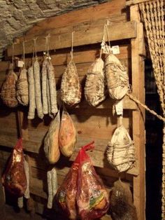 """The ability to preserve meat, without refrigeration, has long been a thorn to many outdoor enthusiast, often leading to overweight and cumbersome coolers.   Yes, one could simply use biltong or jerky, but there are other alternatives and this article will illustrate some of those methods  —  Various methods can be used to preserve or to cure meats to eliminate the need for refrigeration. Before the use of pressure-cooking to """"can"""" meats, meats were air-dried, cured with salt and sugar…"""