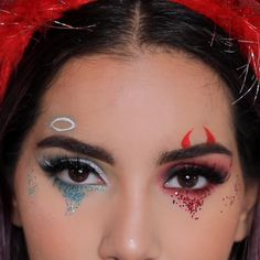 posion ivy make up eye makeup / posion ivy makeup eye ; posion ivy make up eye makeup Hazel Eye Makeup, Makeup Eye Looks, Eye Makeup Art, Colorful Eye Makeup, Crazy Makeup, Cute Makeup, Makeup Quiz, Rainbow Makeup, Hazel Eyes