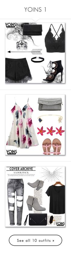 """""""YOINS 1"""" by abecic ❤ liked on Polyvore featuring Palm Beach Jewelry, Miss Selfridge, yoins, yoinscollection, loveyoins, rag & bone, Jaeger, Hedi Slimane, MICHAEL Michael Kors and New Look"""