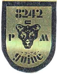Companhia de Polícia Militar 8242/72 Guiné