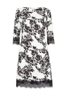 Dresses with Sleeves 2016 : Day One : chic and simple monochrome | Fab after Fifty | Information and inspiration for women over 50
