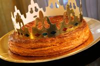 galette des rois, We still do this every 6th January even here in Melbourne