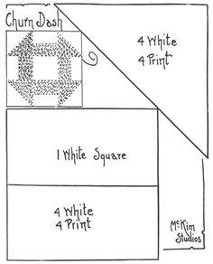 101 vintage blocks from Dash Quilt Vintage Quilts Patterns, Patchwork Patterns, Quilt Block Patterns, Pattern Blocks, Quilt Blocks, Quilting 101, Quilting Tutorials, Quilting Designs, Quilt Design