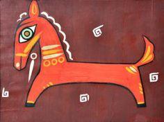 Sanchit Art | Jamini Roy Paintings | Art | Gallery
