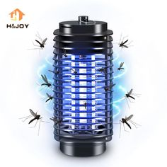 Lights & Lighting Lumiparty Safe Nonradiative Noiseless Usb Led Mosquito Insect Killer Lamp Night Light Decoration Zapper Selected Material