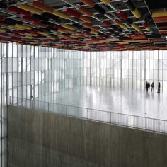 La Coruña Center For The Arts, La Coruña, Spain  | aceboXalonso studio