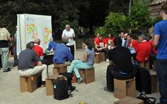 El Botànic i Tarongers acullen sessions informatives de tres programes europeus de la Climate-KIC
