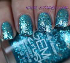 Scrangie: Sally Hansen Gem Crush Collection Swatches and Review