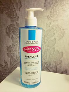 Cleanser Spotlight: La Roche Posay Effaclar Purifying Foaming Gel