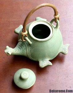 ilginç çaydanlık tasarımları