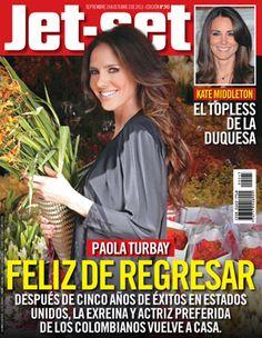 Paola Turbay feliz de regresar