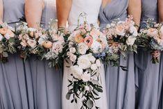 Rose Wedding, Wedding Blog, Destination Wedding, Wedding Flowers, Cascade Bouquet, Boquet, Pumpkin Centerpieces, Beautiful Bouquets