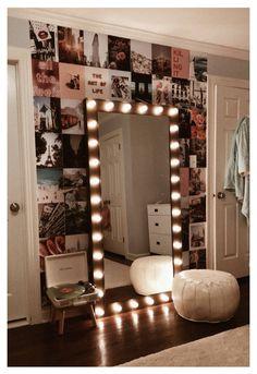 Cute Room Ideas, Cute Room Decor, Girl Decor, Diy Room Ideas, Bedroom Decor Lights, Cheap Room Decor, Modern Room Decor, Small Room Decor, Teenage Room Decor