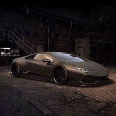Visit The MACHINE Shop Café... ❤ The Best of Lamborghini... ❤ (LB★Works Carbon Widebody Lamborghini Huracán by @robevansdesign)
