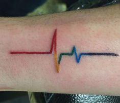 A militância pode acontecer de várias formas e por que não como tatuagem?