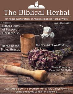 The Biblical Herbal March 2016 Sample