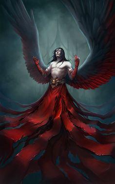 Castlevania LOS2 - Prince of Darkness, #Drawings, #FanArt, #Games