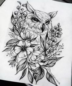 Owl Tattoo Design Ideas The Best Collection Top Rated Stylish Trendy Tattoo Designs Ideas For Girls Women Men Biggest New Tattoo Images Archive Tattoos Arm Mann, Music Tattoos, New Tattoos, Cool Tattoos, Arm Tattoos Owl, Owl Sleeve Tattoos, Fish Tattoos, Tattoo Designs For Women, Tattoo Women