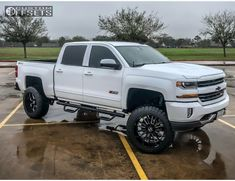 Lifted Chevy Trucks, Gm Trucks, Chevrolet Trucks, Diesel Trucks, Cool Trucks, Pickup Trucks, Chevrolet Silverado, Silverado Z71, Huge Truck