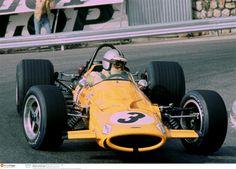 1968 GP Monaco (Denny Hulme) McLaren M7A - Ford