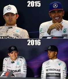 Hamilton v Rosberg. #F1