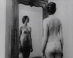 Chantal Akerman, Mirror Still, 1971-2007, Mirror, 16 mm transfered to DVD