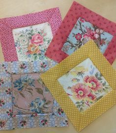 Creating, Sharing and Living the Patchwork Dream Scrappy Quilts, Easy Quilts, Patchwork Quilting, Mini Quilts, Quilting Tutorials, Quilting Projects, Quilting Designs, Sewing Projects, Quilting Ideas
