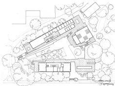 Mattin Center - Tod Williams Billie Tsien Architects