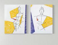 Fashion Paintings