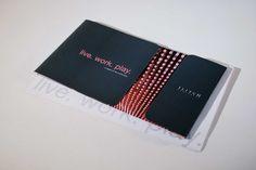Ilitch Companies: Identity + Collateral Design