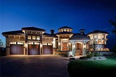 I can't tell you enough how much I heart this home. :) Maybe when I win the lottery?
