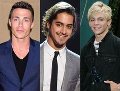 Vote: Who Is Your Fave Rising Actor? I CHOOSE ROSS!!!!!!