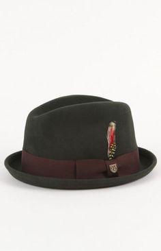 Para el hombre clásico Sombrero De Fieltro ec41830c50a